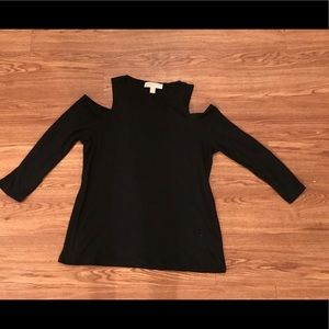 Michael Kors shirt blouse size large